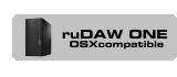 ruDAW ONE - Sponzor DSP forum sekcije